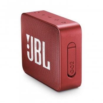 Колонка JBL GO 2 Red (JBLGO2RED)
