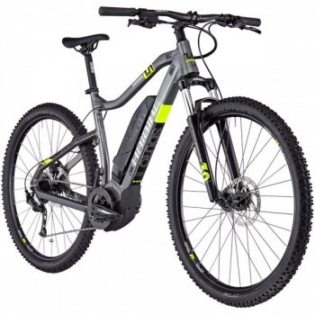 Електровелосипед Haibike SDURO HardNine 1.0 Grey (Рама L)