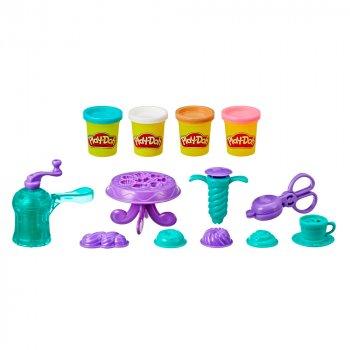 Набор для лепки Play-Doh Kitchen Creations Выпечка и пончики (E3344)