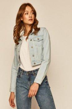 Короткая джинсовая женская куртка Medicine