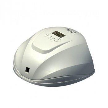 Лампа для маникюра UV Led Sun X 54w 5502 с таймером и сенсором движения Белая (gr_009853)
