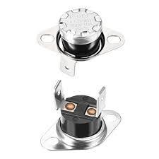 Термореле KSD301-155, 250V, 10A, (155°C) R- тип 1002772 самовосстанавливающийся