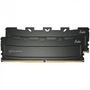 Модуль пам'яті для комп'ютера DDR4 32GB (2x16GB) 3866 MHz Black Kudos PRO eXceleram (EKPRO4323818CD)
