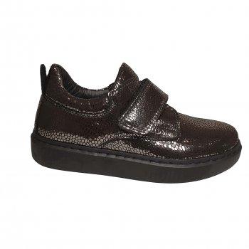 Кросівки Tiflani чорні з липучками (08Р 21)
