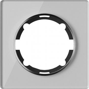 Одинарная рамка OneKeyElectro Garda Серая (2E52101302)