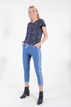 Штани Wear classic 2603 джинс (Синій)