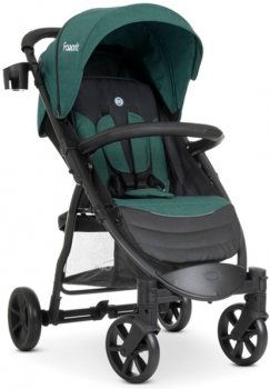 Прогулочная коляска El Camino Favorit M 3409 Forest Green (M 3409 forest green)