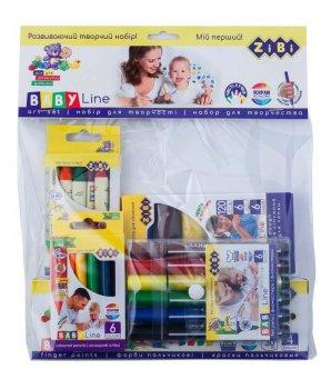 Подарочный набор JUMBO Baby Line 5 предметов