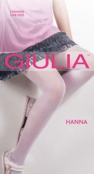Колготки Giulia Hanna (1) 40 Den 116/122 см Panna (4820040277820)