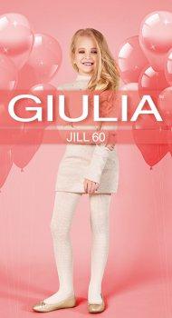 Колготки Giulia Jill (2) 60 Den 116-122 см Port Wine (4823102965888)