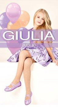 Колготки Giulia Judi (1) 40 Den 128-134 см Nero (4823102966328)