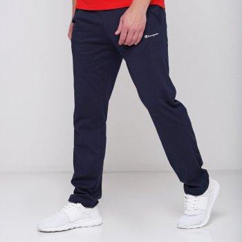 Чоловічі спортивні штани Champion Straight Hem Pants Темно-синій (cha212915-NNY)