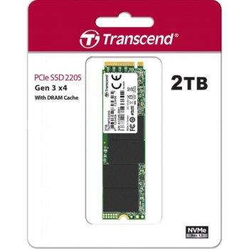 SSD накопичувач Transcend 220S 2TB M. 2 NVMe PCle (TS2TMTE220S)