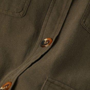 Джинсова куртка H&M 2803-8170471 Зелена