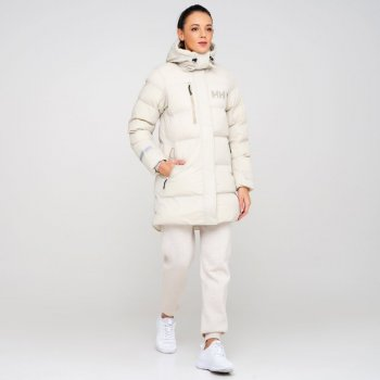 Женская куртка Helly Hansen W Adore Puffy Parka Бежевый (hel53205-857)