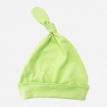 Демисезонная шапка Smil Ребятам о зверятах 118608 47 см Зеленое яблоко (4824039224680)