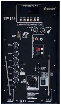 Портативная акустическая система Markus TRV 12A