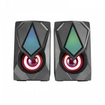 Колонка XTRIKE SK-402 Wired Speaker (RGB)
