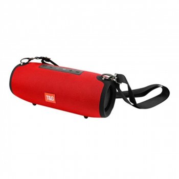 Портативна колонка SPS UBL T&G118 bluetooth red