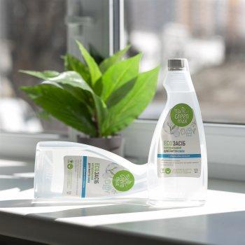 Екозасіб натуральний для миття скла Green Max 500 мл (99100548101)