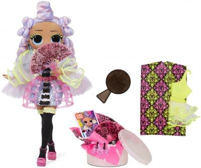 Игровой набор с куклой L.O.L. SURPRISE! серии O.M.G. Dance – Мисс Роял (117872) (6900006575240)