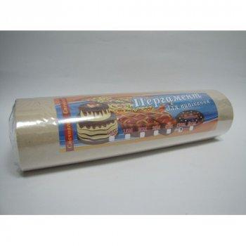 Пергамент коричневий 40 мкм 28 см 100 м