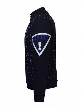 Кофта Cegisa 4971 Темно-синяя