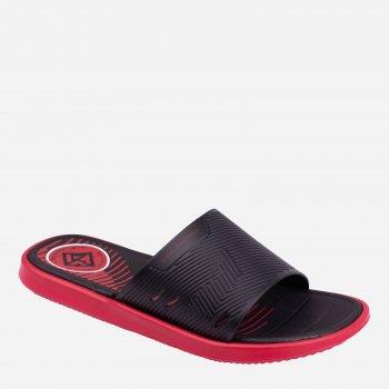 Шлепанцы Calypso 20306-003 Черные с красным