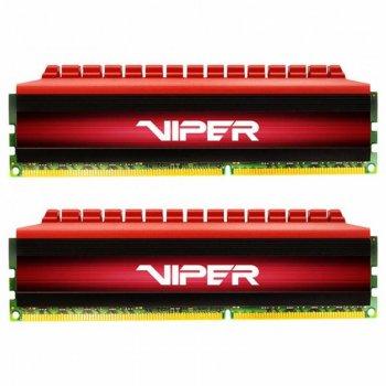 Модуль пам`яті DDR4 2x16GB/3200 Patriot Viper 4 Red (PV432G320C6K)