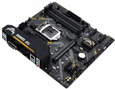 Материнська плата Asus TUF B360M-Plus Gaming Socket 1151