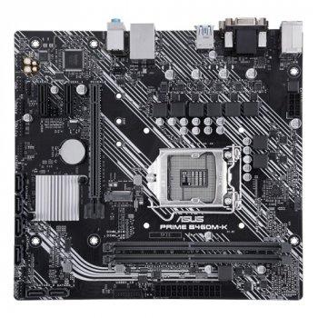 Материнская плата Asus Prime B460M-K Socket 1200
