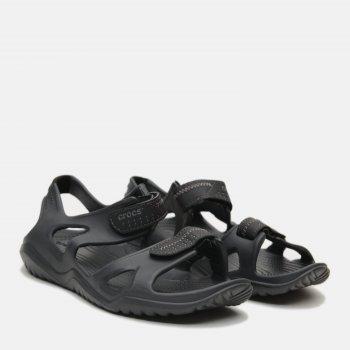 Сандалії Crocs Men's Swiftwater River Sandal 203965-060 Чорний