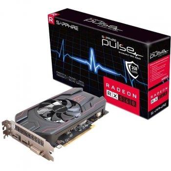 Відеокарта Sapphire AMD Radeon RX 560 4Gb Pulse (FR) (11267-98), factory refurbished