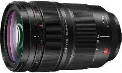 Об'єктив Panasonic Lumix S PRO 24-70mm f/2.8 S-E2470E