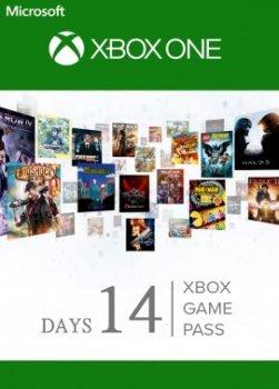 Підписка цифровий код іксбокс Game Pass на 14 днів (іксбокс/Win10) | Всі Країни
