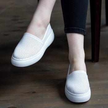 Сліпони жіночі Fashion Edhessa 2776 Білий