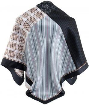 Платок Traum 2496-630 Черный с серым (4820024966306)