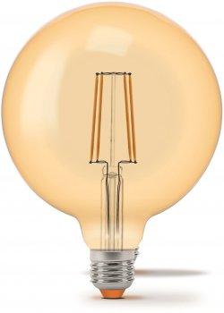 Світлодіодна лампа VIDEX Filament G125FAD 7 Вт E27 2200 K (VL-G125FAD-07272)