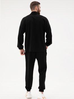 Спортивний костюм ISSA PLUS GN-432_чорний Чорний