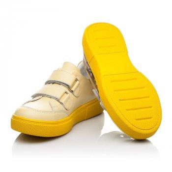 Кеди Woopy Fashion жовтий (8039)