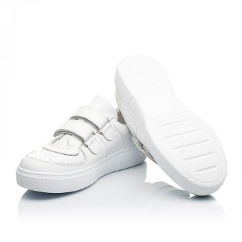 Кеды Woopy Fashion белый (8009) а