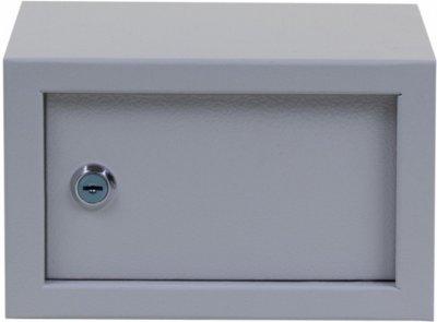 Сейф мебельный SteelNet MC-13Р-7035