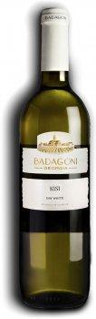 Вино Badagoni Кошелька белое сухое 0.75 л 13% (4860006041966)