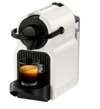 Капсульная кофеварка Nespresso Inissia Intense White