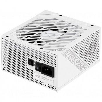 Блок живлення Asus ROG Strix 850W Gold White Edition (ROG-STRIX-850G-WHITE)