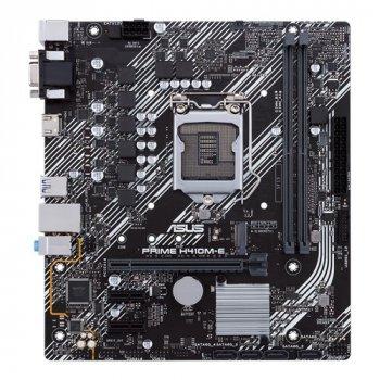 Материнська плата Asus Prime H410M-E/CSM Socket 1200