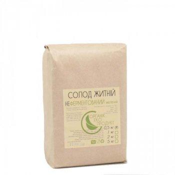 Солод житній білий не ферментований Organic Eco-Product, 500 г