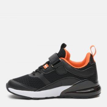 Кросівки Bartek T-15538001 Чорний/Жовтогарячий
