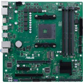Материнская плата Asus Pro B550M-C/CSM Socket AM4