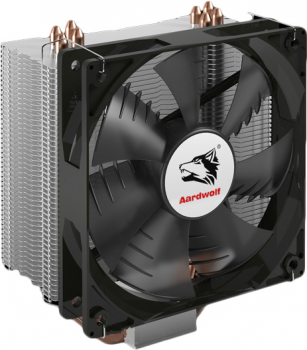 Кулер процессорный Aardwolf Performa 9X (APF-9X-120), Intel: 2066/2011/1366/1156/1155/151/1150/775б AMD: FM2/FM2+/FM1/AM3+/AM3/AM2+/AM2/AM4, 155х123х93 мм, 4-pin